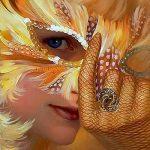 Рисунок профиля (Феклина Анна)