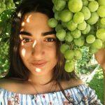 Рисунок профиля (Мирзабекян Анжелика, Д-ПАБ-31)