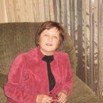 Рисунок профиля (Светлана Ракитина)