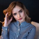 Рисунок профиля (Елизавета Зайцева)
