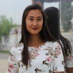 Рисунок профиля (Диля Рахмонова)