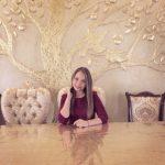 Рисунок профиля (Анастасия Братухина)