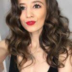 Рисунок профиля (Ксения Дудакова)