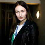Рисунок профиля (Анастасия Тузлаева)