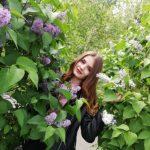Рисунок профиля (Валерия Беличенко)