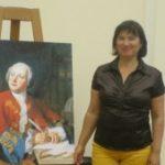 Рисунок профиля (Ирина Лосева)