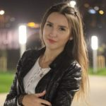 Рисунок профиля (Ксения Алишанова)