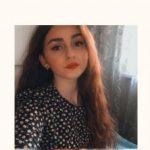 Рисунок профиля (Алина Джафарова)