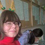 Рисунок профиля (Арина Шарипова)