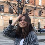 Рисунок профиля (Арина Джафарова)