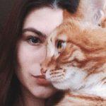 Рисунок профиля (Анастасия Ржевская)