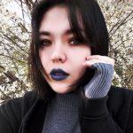 Рисунок профиля (Валентина Волкова)