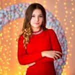 Рисунок профиля (Арина Лотикова)