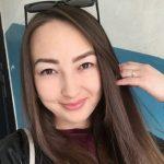 Рисунок профиля (Айна Шишлянникова)