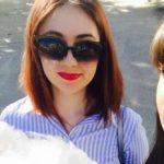 Рисунок профиля (Анастасия Ильина)