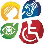 Логотип группы (Профессиональная ориентация и самоопределение лиц с ограниченными возможностями здоровья)