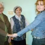 Логотип группы (Социальная работа с пожилыми людьми)