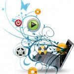 Логотип группы (Интернет и мультимедиа технологии в культурно-просветительской деятельности)