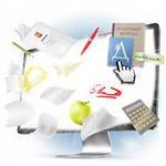 Логотип группы (Информационные технологии в образовании)
